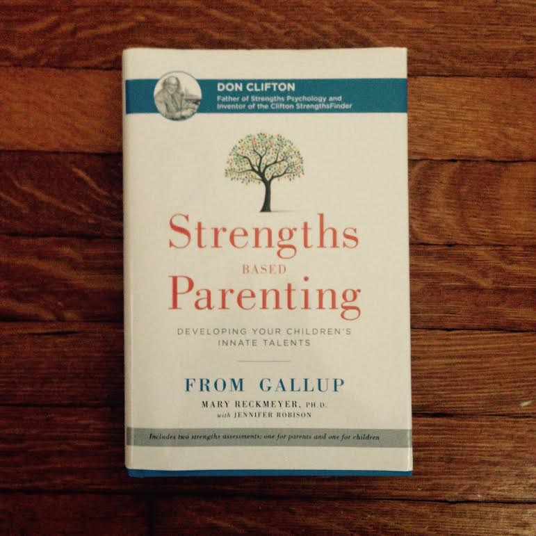 Strengths Based Parenting – Giveaway!