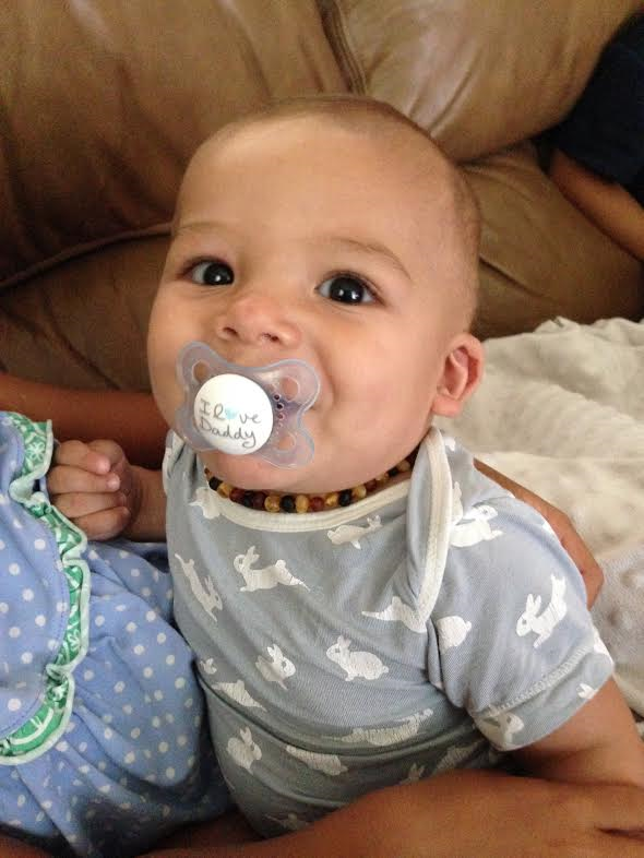 The Plight of the Paci   (+ the PinkBlush giveaway winner!)