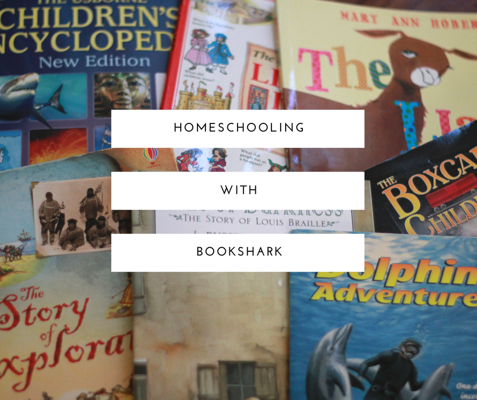 Homeschooling with BookShark
