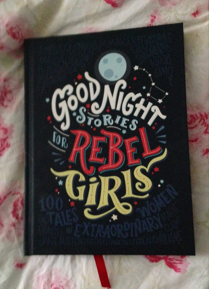 Read It Wednesday: Good Night Stories for Rebel Girls