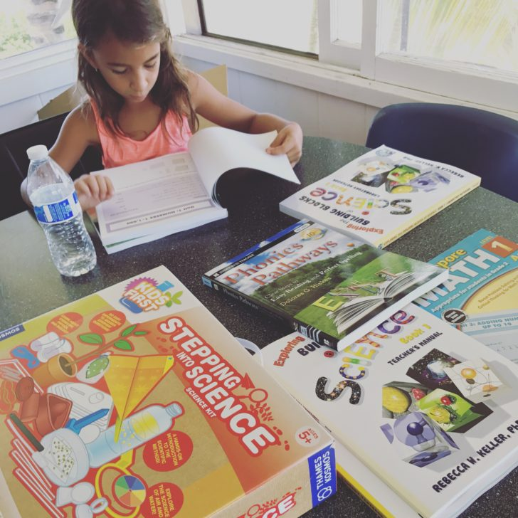 Getting Ready for a New Homeschool Year