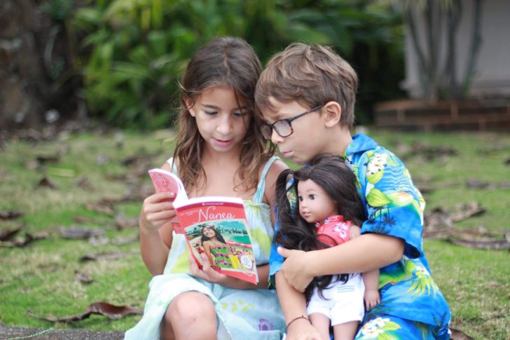 Discovering Pearl Harbor with American Girl's Nanea