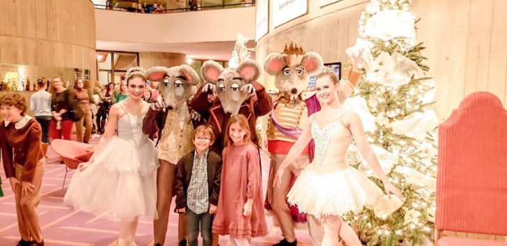 The Nutcracker, and Time